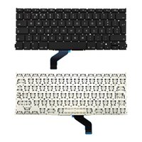 Wholesale Portuguese Laptop Keyboard without Backlit Replacement Part For Apple Macbook Pro Retina A1425 Late Early Keyboard