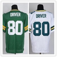 packer jersey - Packers Donald Driver Jersey Cheap Elite American Football Jersey Embroidery Logo Mix Order size M XXXL