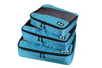 Wholesale Eco friendly pc Set travel Packing Cube travel bag single comparments