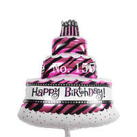 big lots candles - 5pcs cm happy birthday foil balloon big candle cake large helium balloon child s birthday party decoration palloncini
