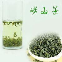 Wholesale 2015 New Bag Qs Green Tea Alpine Stars The Head Of Laoshan Spring Tea Green Mingqian Shandong s Top Organic Sweet Pea