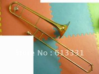 Wholesale best music TB L bB key Tenor Trombone international standard in stock