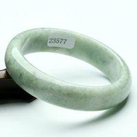 burma jadeite jade bangle - Genuine Natural A cargo Burma jade jadeite jade bracelets jade bracelets jade bracelets special variety with a certificate