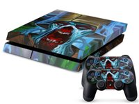 Cheap Zombie Trooper 0055 DECAL SKIN PROTECTIVE STICKER for SONY PS4 CONSOLE CONTROLL