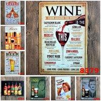 metal decor - cm Metal Tin Sign GOOD FOR BAR Retro Classical Tin Bar pub home Wall Decor Retro Tin Poster
