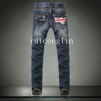 robin jeans - 2015 jean men pants robin jeans Slim Straight in Jeans cowboy high fashion famous brand mens blue jeans