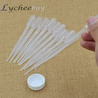 Wholesale 3ml Disposable Transfer Pipettes Graduated Dropper for Experiment Medical