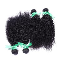 Alta Qualidade brasileira Curly Virgin Hair4 Bundles baratos Brazillian profundo Curly 100% Kinky Humano Curly Weave do cabelo