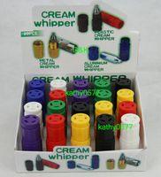 gas - 20pcs palstic cracker colorful cracker cream whipper smoking gas mix colors