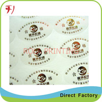 adhesive label manufacturers - Customized Print honey packaging label adhesive custom label manufacturer