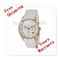 1 - free hk shipping _Absolute luxury New AR5920 Watch Stainless Steel Quartz Watches CHRONOGRAPH Womens Wirstwatch gift box NO