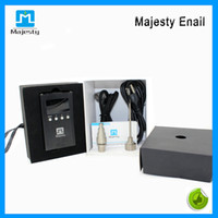 best quality heaters - Best Quality Enail with Heating Coil China Factory Majesty enail with coil heater enail kits coil heater enail box