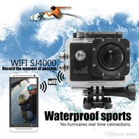 hd dv - SJ4000 Wifi Version Action DV Gopro Style Mini Sport DV Action Camera With P Full HD M Waterproof JBD SW