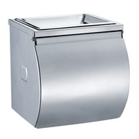 Wholesale Clouds sanitary XY stainless steel roll tissue box carton hotel project