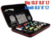 1.7 - Coil Master Kbag Clone E Cigarette Carrying Bag Portable Vape Case for ecigs inch Coil Tool Kit