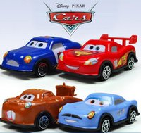 Wholesale NEW set Action Figures Pixar Car Figures Full Set Roadmaster Retail Kids Boys Birthday Gift