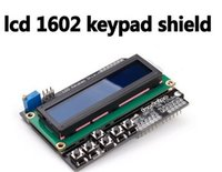 arduino uno duemilanove - LCD Keypad Shield for Arduino Duemilanove UNO MEGA2560 MEGA1280 with High Quality and