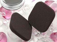 bath powder puffs - High temperature bamboo charcoal powder puff magic charcoal washing flutter face care bath