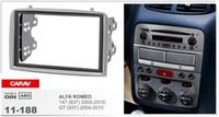 alfa romeo prices - CARAV Car Radio Fascia frames for ALFA ROMEO GT Stereo Fascia Dash CD Trim Installation Kit Price US