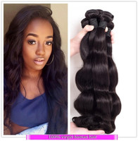 beauty king - King Brazilian Virgin Hair Extensions Dyeable Natural Color Hair Bundles Body Wave Human Hair Weave Double Weft Queen beauty ltd