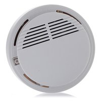Wholesale High Quality Wireless Smoke Detector Home Security Fire Alarm Sensor System Cordless