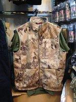 Wholesale Men Kryptek Camo Outdoor vest Anti wind waterproof hunting fishing waistcoat