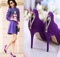 designer heels - The new designer stiletto heels sheepskin shoes scoop shoes women high heels shoes high heels shoes high heels women shoes stiletto heel