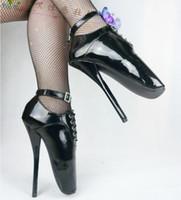 Wholesale sex toys Unisex sexy BDSM sm game play fetish thigh high bondage boots Horseshoe heeled Special Purpose Shoes