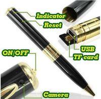 mini spy - Mini Dvr Freeshpping New Special Pen Spy Camera PEN Video Recorder pen DVR Camcorder Mini Dvr