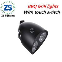 bbq lighting - BBQ Light for outdoor bbq grill light LED cooking BBQ tools tent lamp using outdoor garden grilling eating