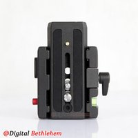 Wholesale JIEYANG Rapid Connect Adapter Sliding Mounting Plate PL compat Manfrotto PL pl ah hdv b