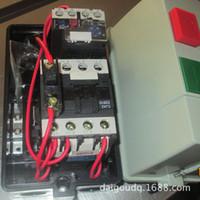 Wholesale Schneider electromagnetic starter LE1 D4011C A V magnetic starter steel
