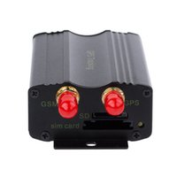 Wholesale Car GPS TRACKER PERSONAL TRACKER CAR TRACKER GPS103A with remote control