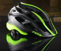 Wholesale colors Flux Striker Bicycle Helmet Fox cycling Bike Helmet Mountain mtb Helmet casco capacete ciclismo