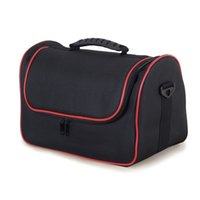 Cheap Professional hairdressing tool bag multifunctional barber tools storage bag 35*20*22CM free shipping