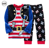 autum coats - Kids Clothing Set Autum Fashion Style Printed T Shirt Pants Children Homewear Boys Girls Pajamas Suit Fit Age T1661