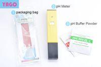160g aquarium singapore - 2016hot High Quality Digital PH Meter Tester Pocket Pen Aquarium Coming Without Carry Box shipping By Singapore Post