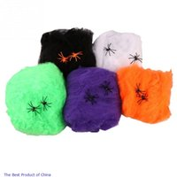 bead web - Photos Laser Beads Spider Web With Spiders For Halloween Home Party Decoration Gift Ornaments Stretchy Cobweb Colors