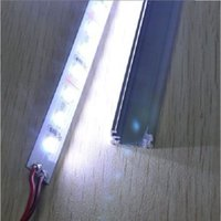Wholesale 5630 Led hard bar DC12V LED M nonWaterproof SMD Led Rigid Strip Bar Lights M cm with CE RoHS Certification