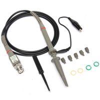 Wholesale 1Set P6100 Oscilloscope Probe DC MHz Scope Clip Probe MHz For Tektronix for HP