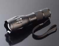 Wholesale UltraFire E17 Touch Cree XM L T6 Lumen XML LED Light Zoomable led flashligh Waterproof Flashlight
