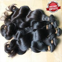 Brazilian Peruvian Malaysian Indian  body wave hair extension - 7APeruvian Malaysian Indian Brazilian Virgin Hair Extensions Dyeable Natural Color Hair Bundles Body Wave Human Hair Weave Double Weft Bella