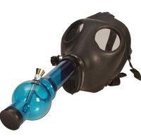 Cheap smoking pipes gas mask smoking pipes Gas Mask smoking Pipe Sealed Acrylic Pipe Vaporizer Filter Smoking Pipe Pipes