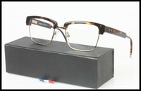 fashion eyeglasses frame - thom brown eyeglasses men fashion and cool best discount optical frame popular in USA