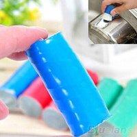 Wholesale 2PCS Magic Stainless Steel Rod Magic Stick Metal Rust Remover Cleaning Brush KK3