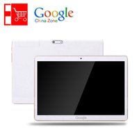 Wholesale Promotional GB Mpix HD IPS Touch Screen WCDMA G GB Play Bluetooth GPS BT Android inch Quad Core G Tablet