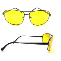 Wholesale Night Vision Glasses Polarized Anti Glare Sunglasses Driving Glasses UV400