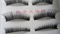 Wholesale Hot Selling Pairs Piece High Quality False Eyelashes Cheap Sexy Thick Eyelashes mm Lenth Hand Made No