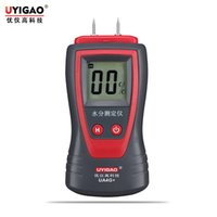 Wholesale Excellent meter high wood moisture measuring instruments precision analysis equipment authentic UA4G