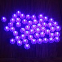 Wholesale 100pcs led round balloon light many colors for choosing decoration for wedding party action put in lantern